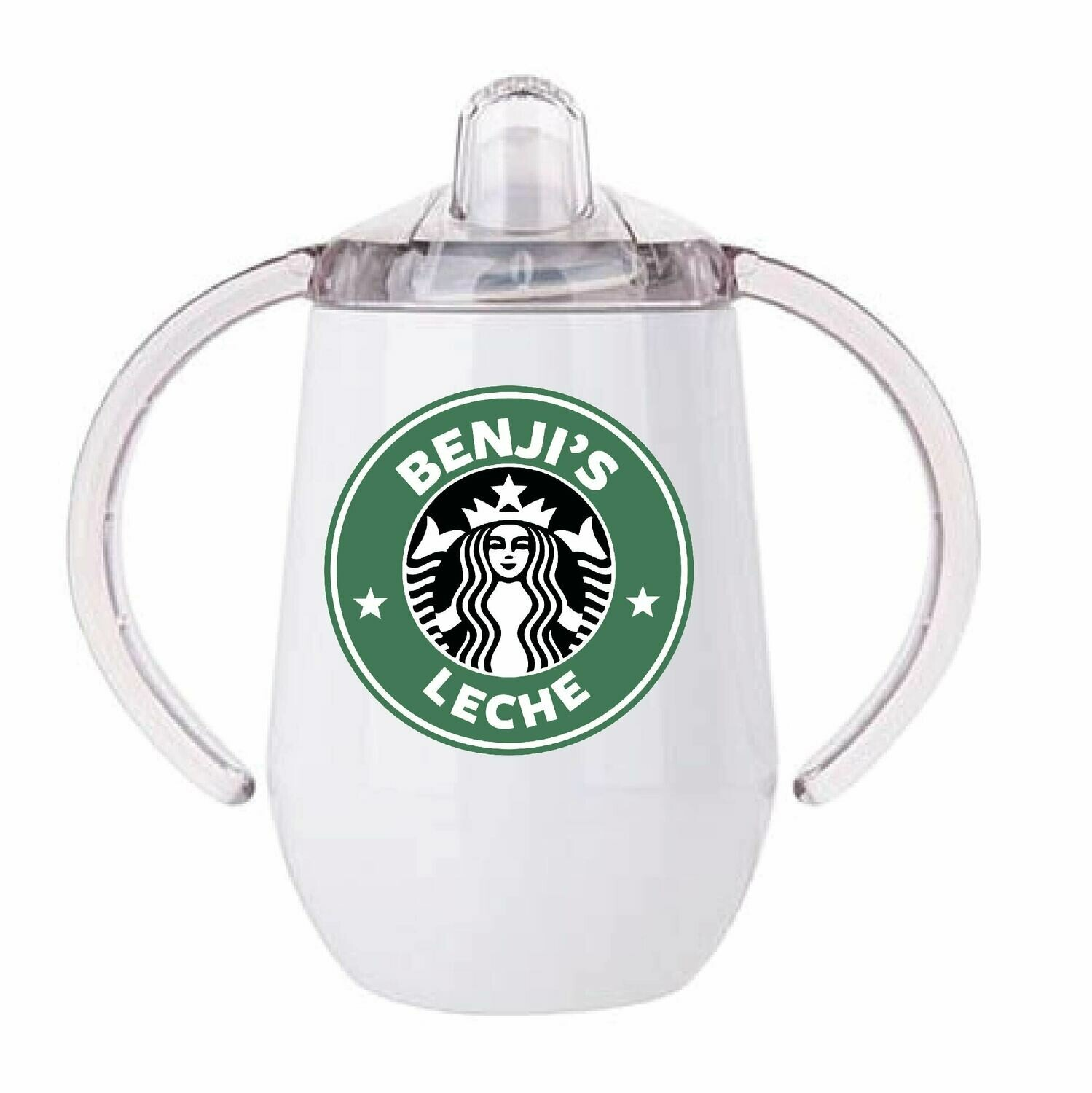 Starbucks Inspired Stainless Steel Sippy Cup (10 oz.)
