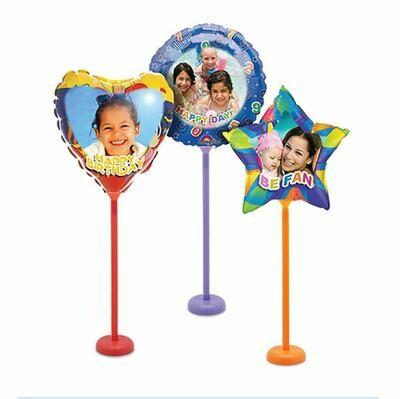 "Tabletop Photo Balloons (7"" & 11"")"