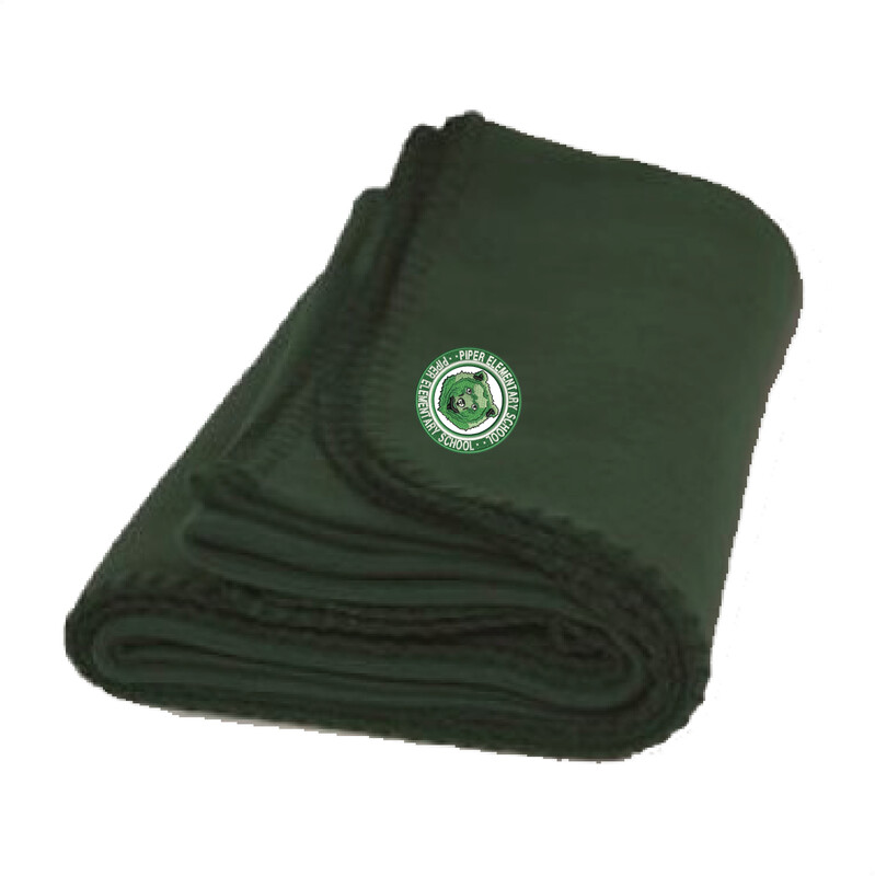 Piper Fleece Blanket (50