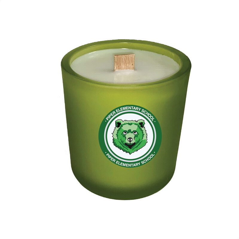 Piper Scented Plant-Based Soy Wax Candle (8.5 oz.)