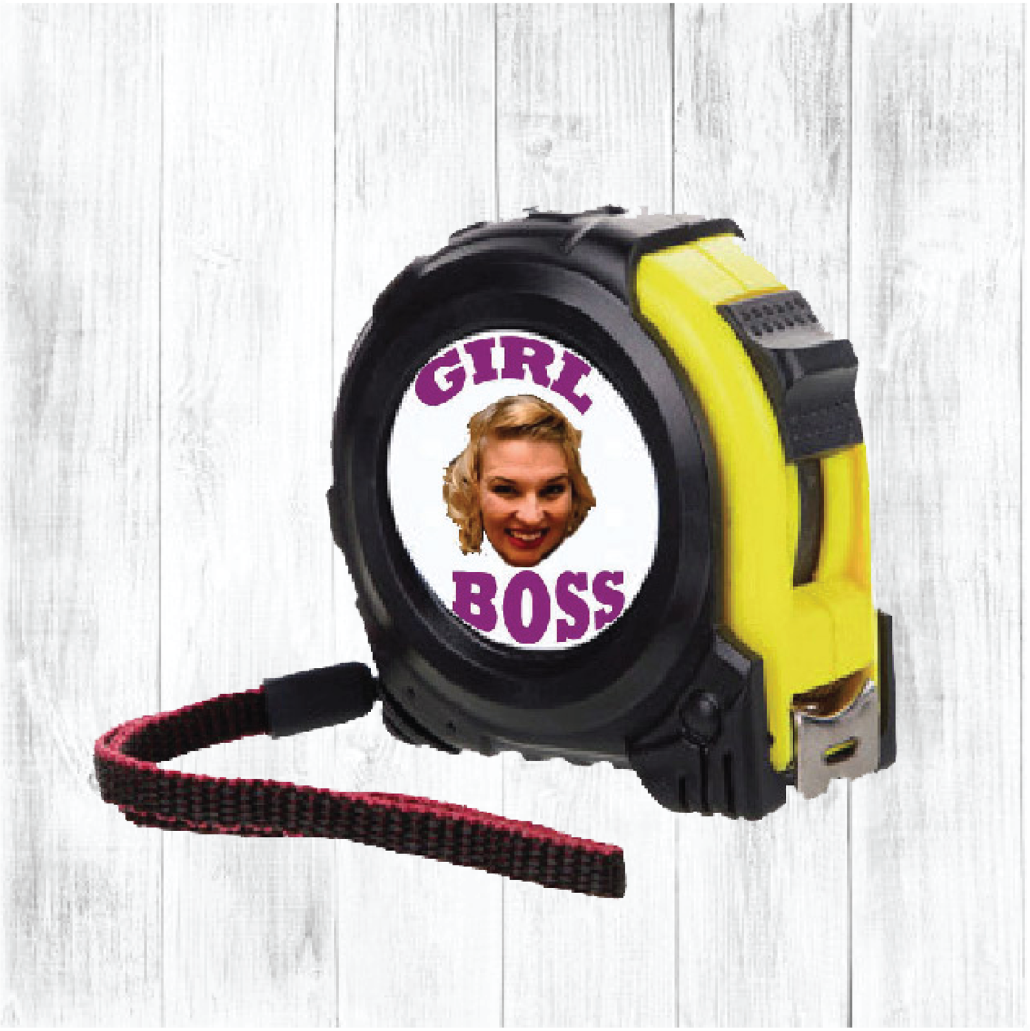 Personalized Tape Measure (16')