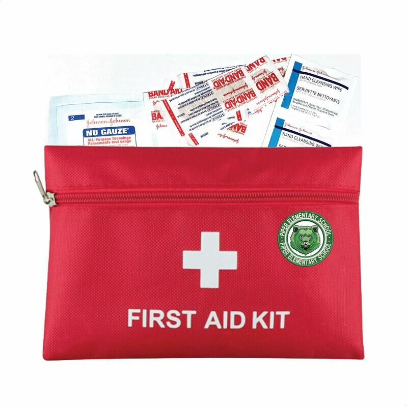 Piper First Aid Kit Travel Pouch (7.9