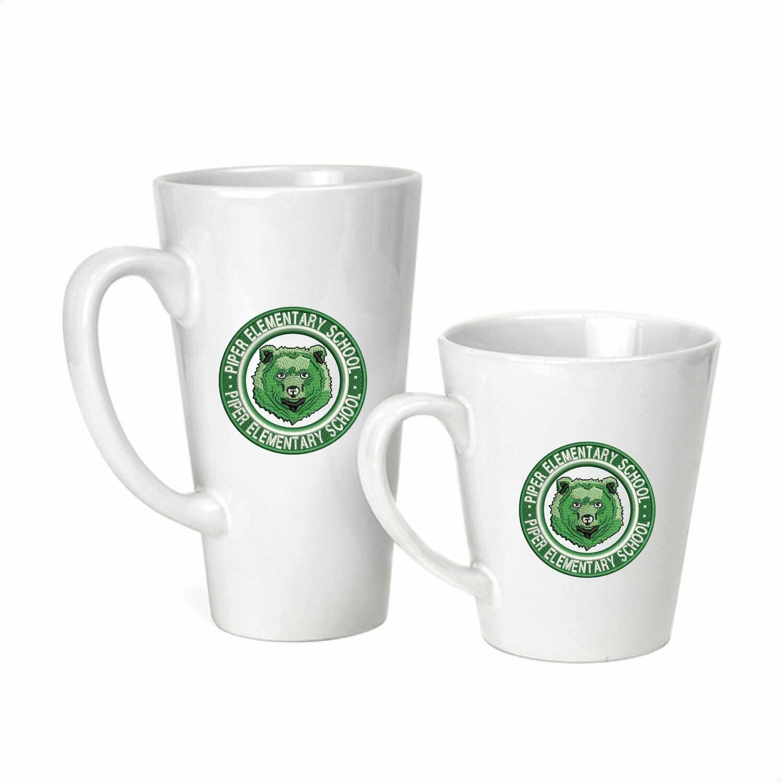 Piper Ceramic Latte Mugs