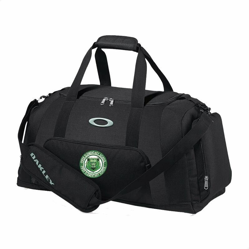 Piper Oakley Gym to Street Duffel Bag