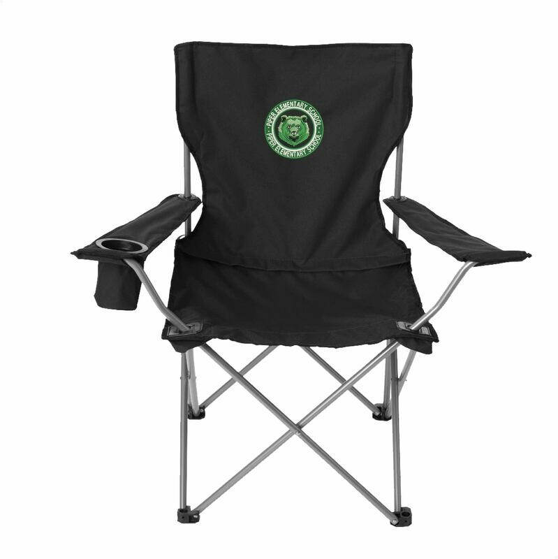 Piper Large All-Star Chair (Black)