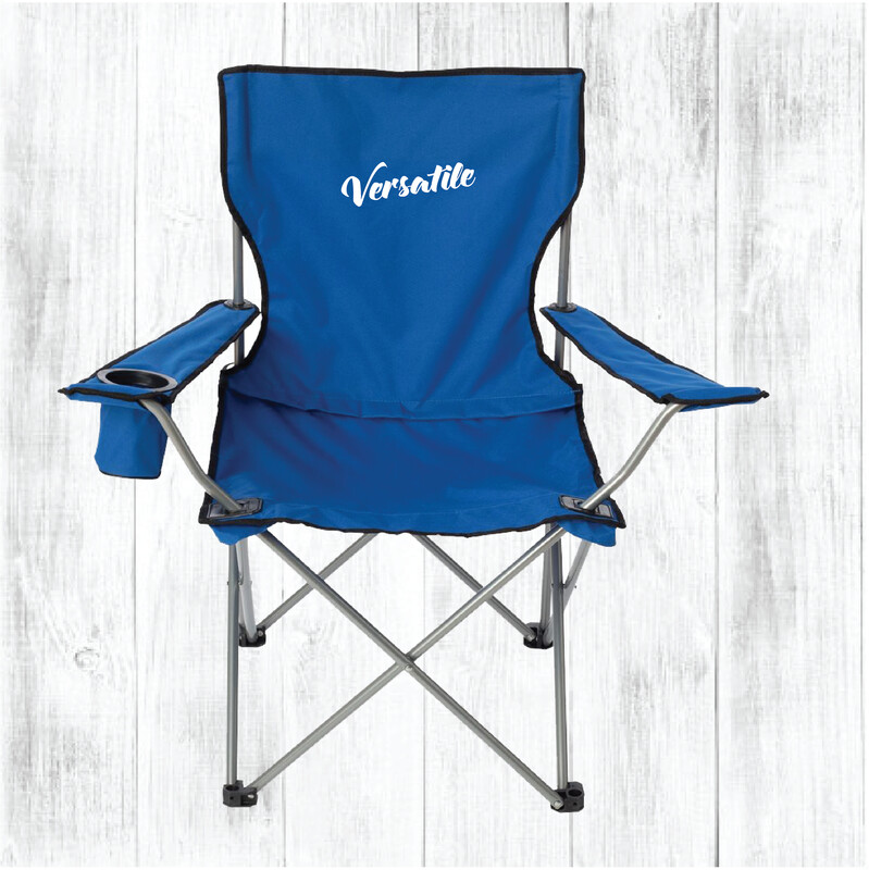 Custom Embroidered Large All-Star Chair (Blue)