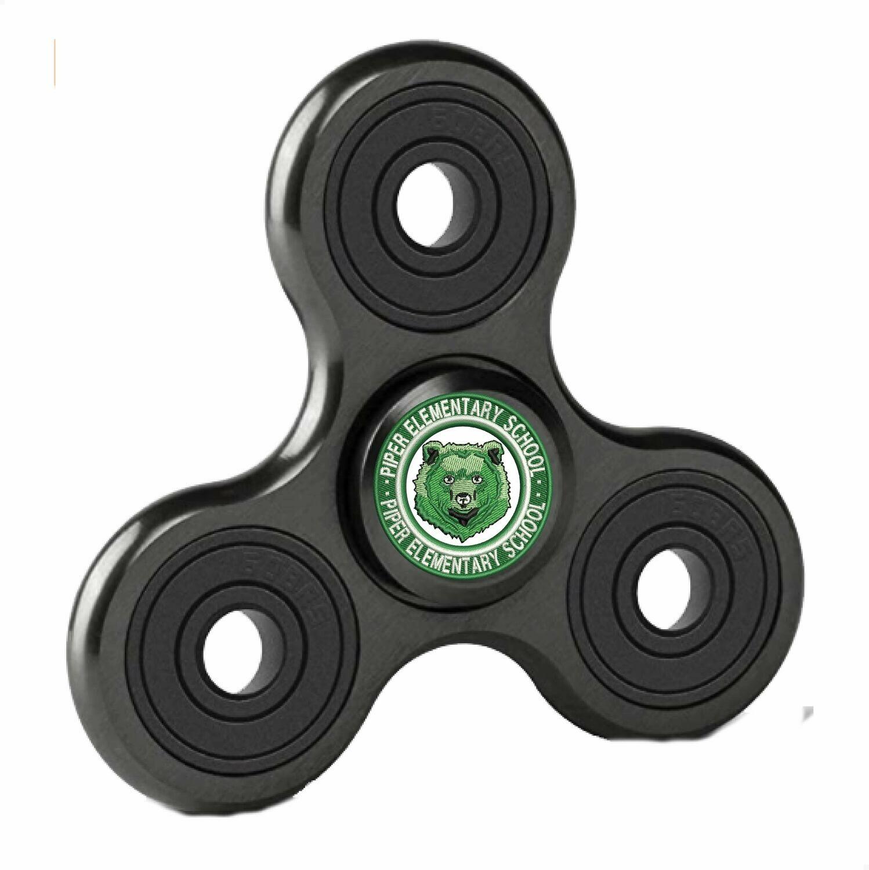 Piper Aluminum Fidget Spinner