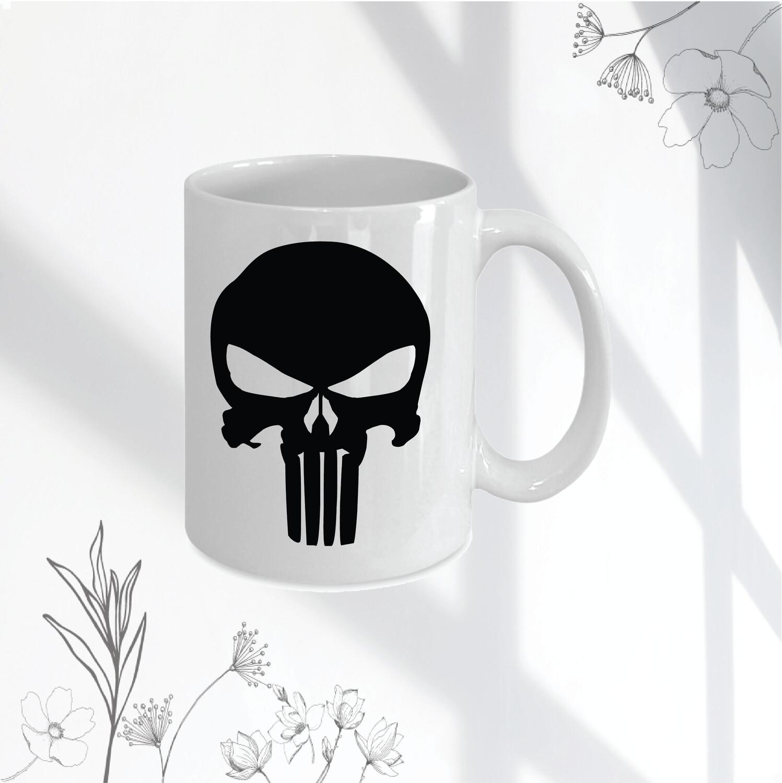 """""""The Punisher"""" Ceramic Mug"""