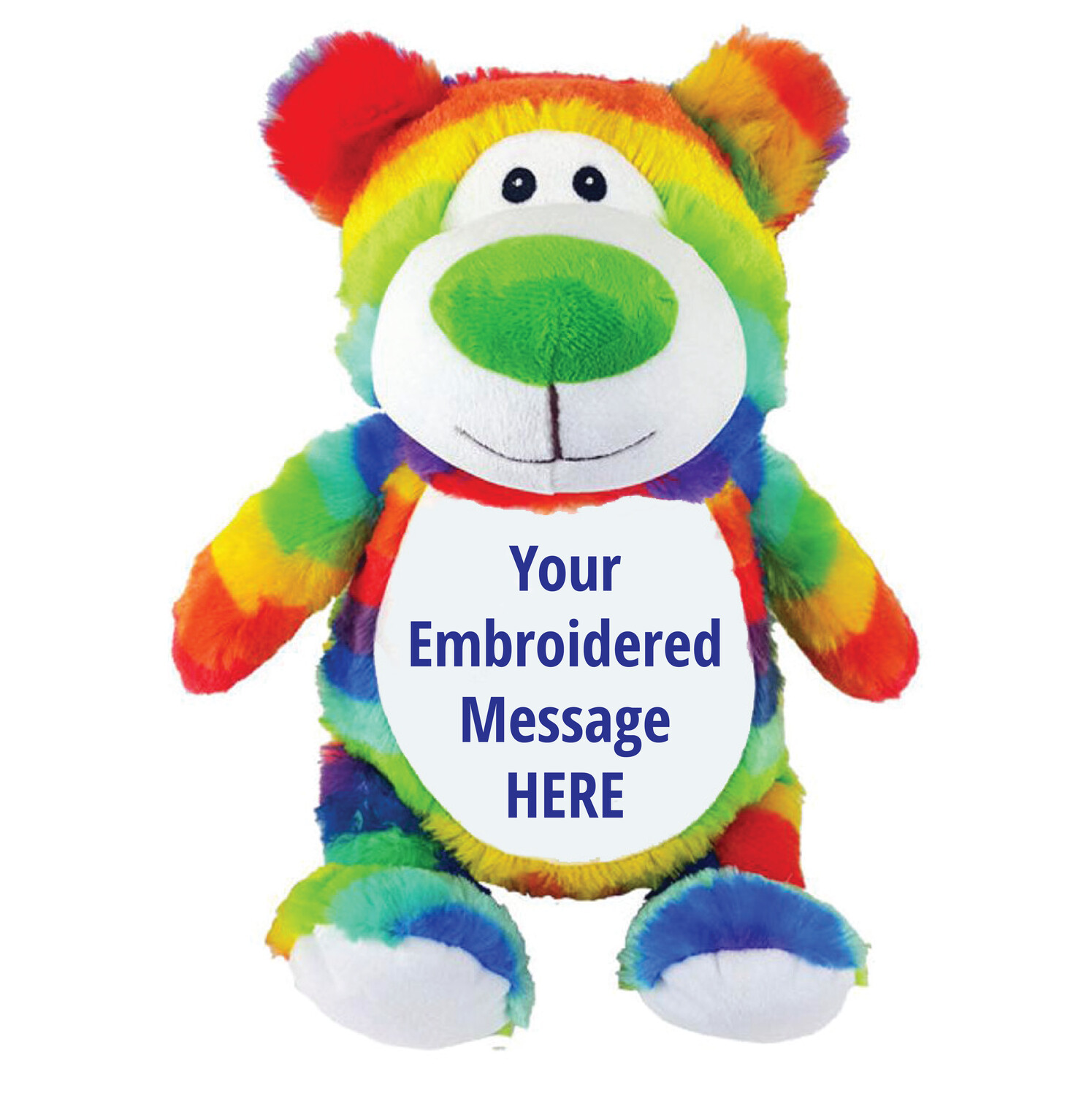 """RAINBOW BEAR 