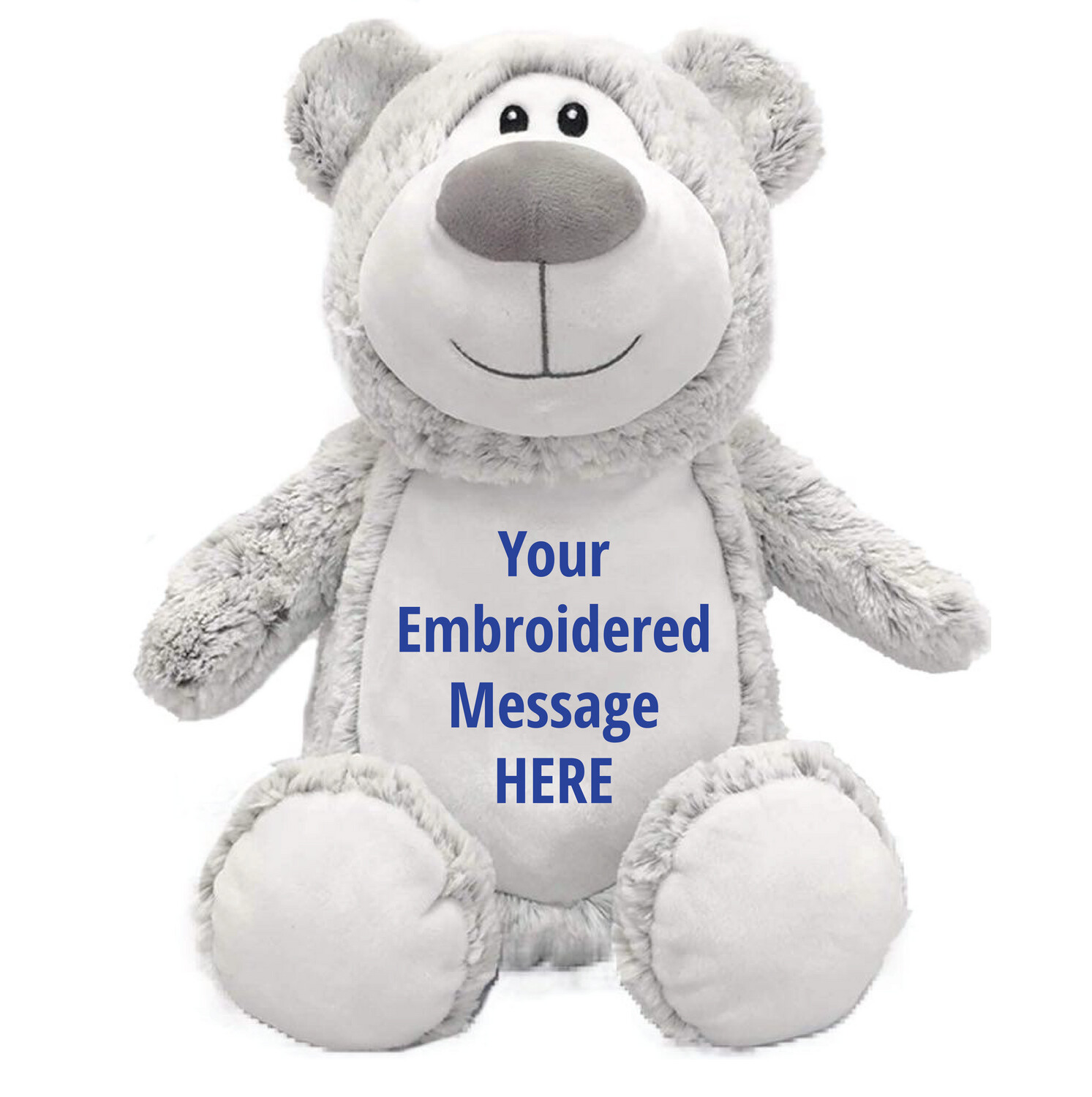 """GREY BEAR 
