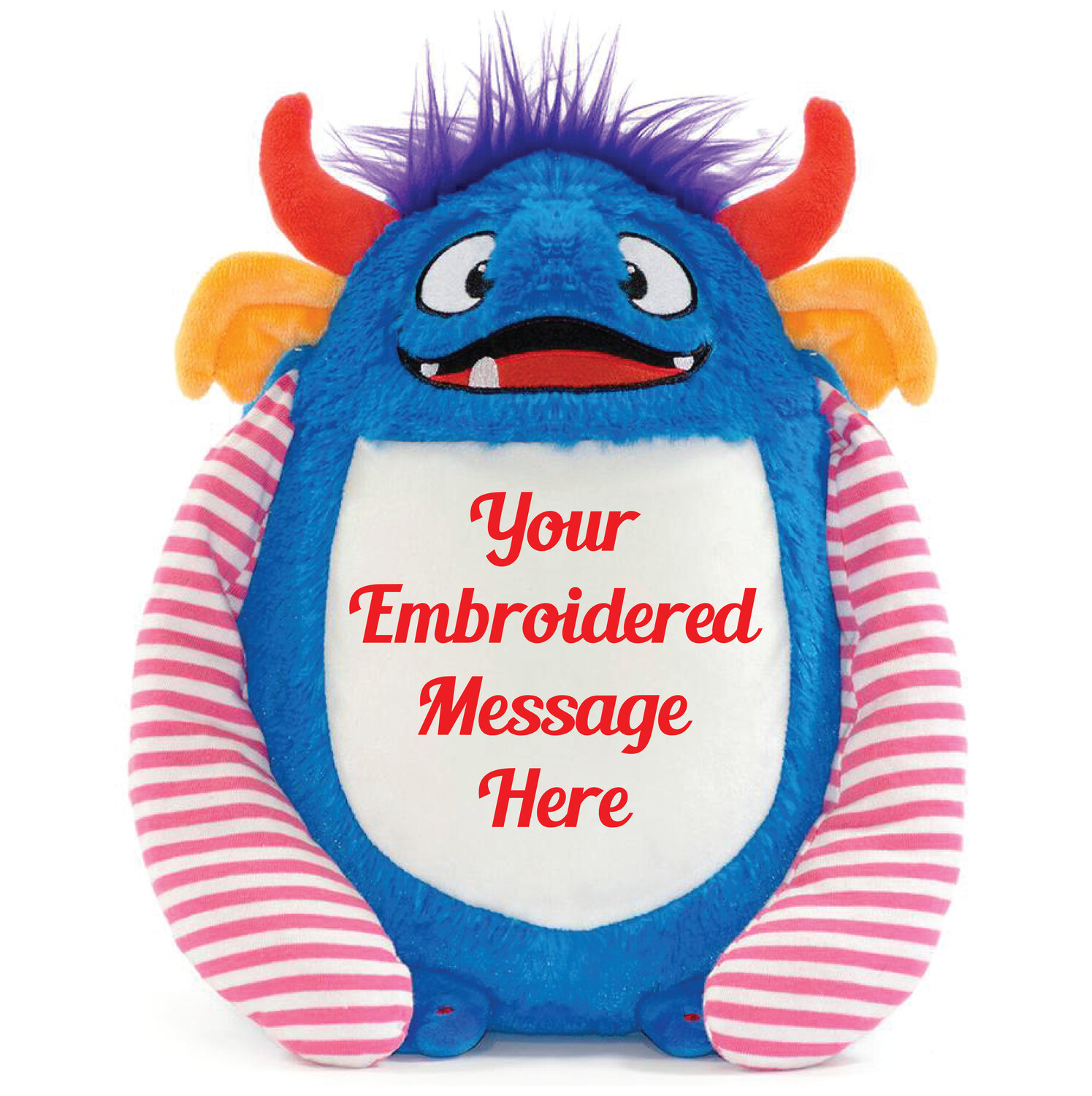 """BLUE MONSTER 