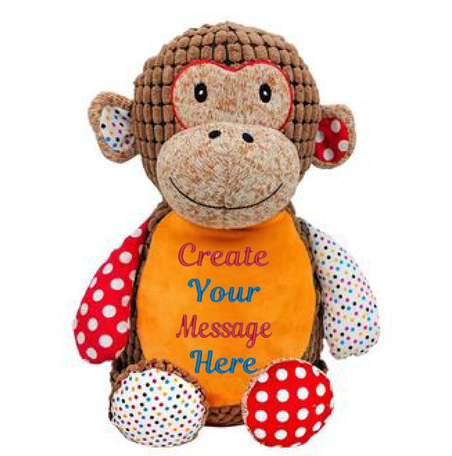 """HARLEQUIN BROWN MONKEY 