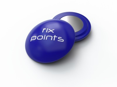Fixpoints Blauw