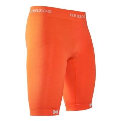 Herzog Pro Compressie short oranje