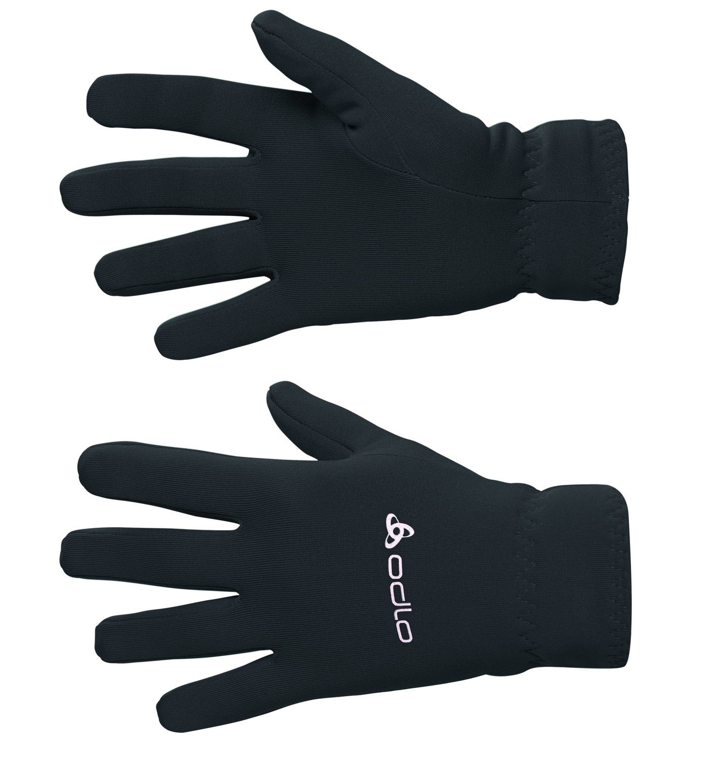 Odlo Fleece Gloves zwart