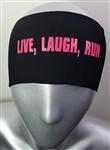 "Bondiband ""Live, Laugh, Run"""