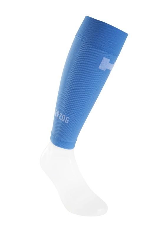 Herzog Pro blauw compressie tubes