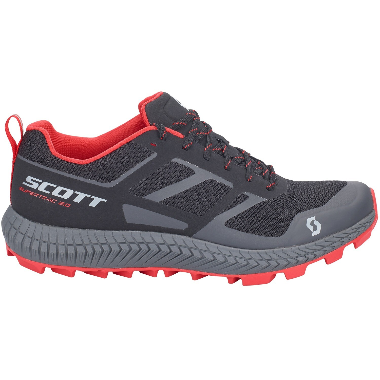 Scott Supertrac 2.0 heren black/red