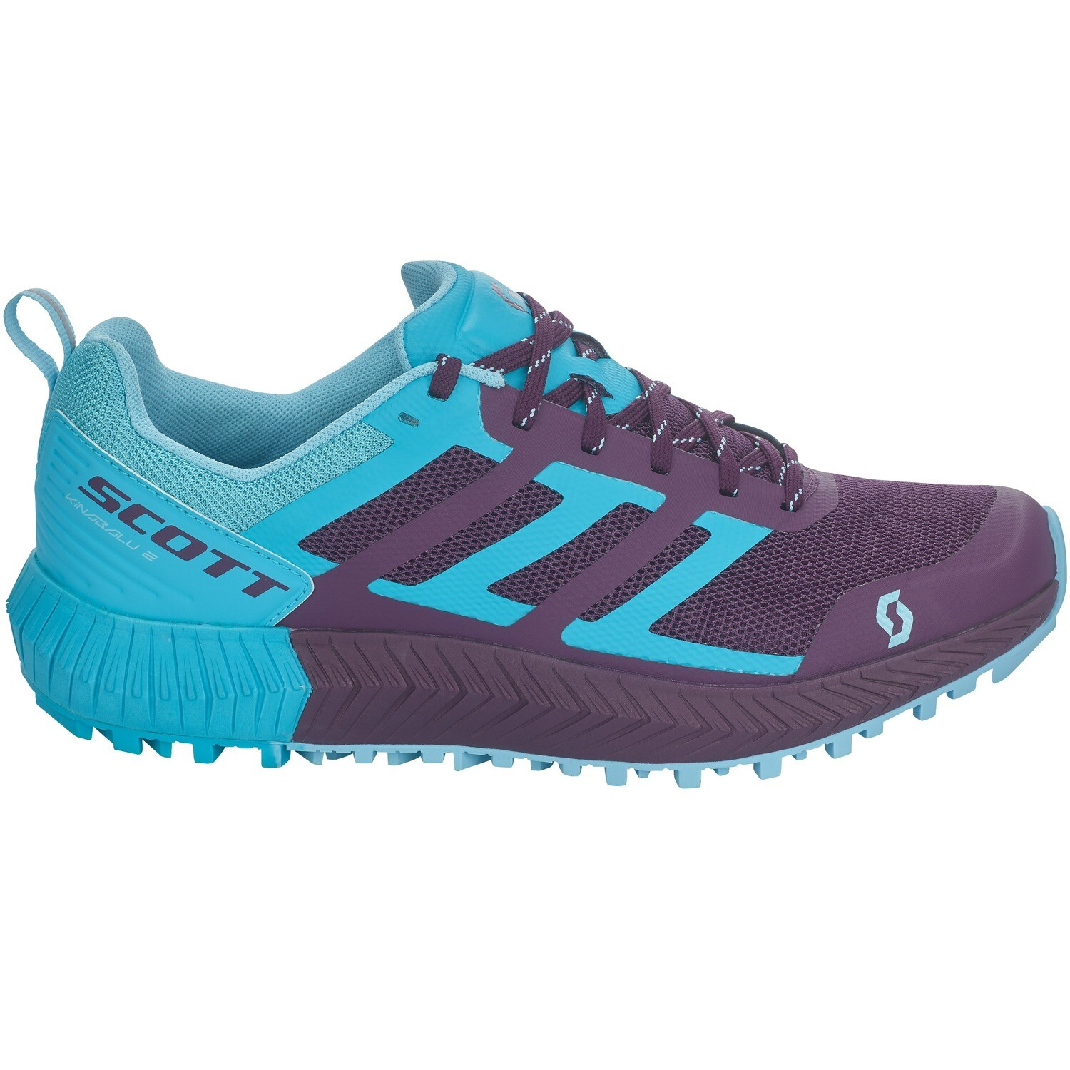 Scott Kinabalu 2 dames purple/blue