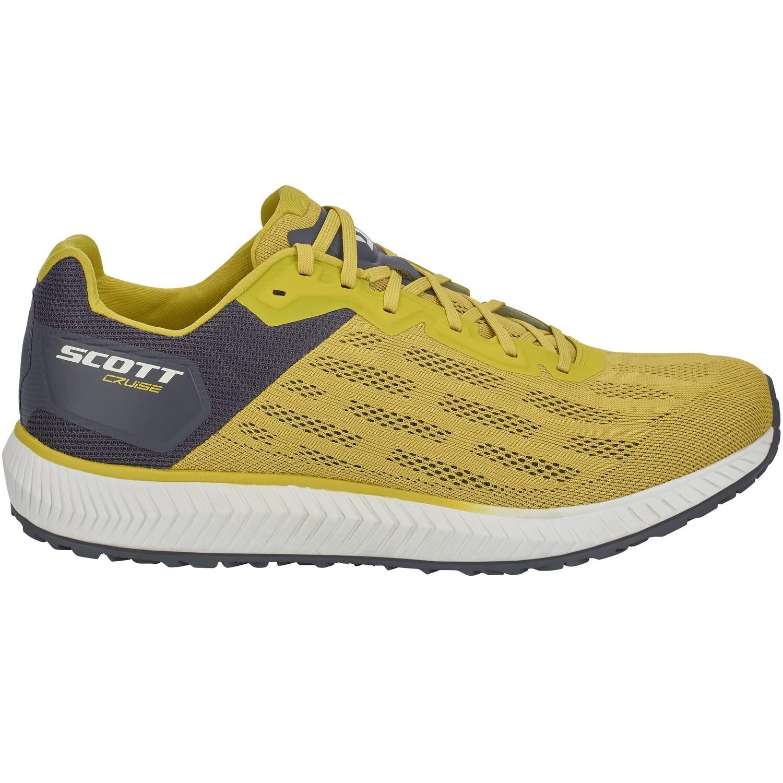 Scott Cruise heren yellow/grey