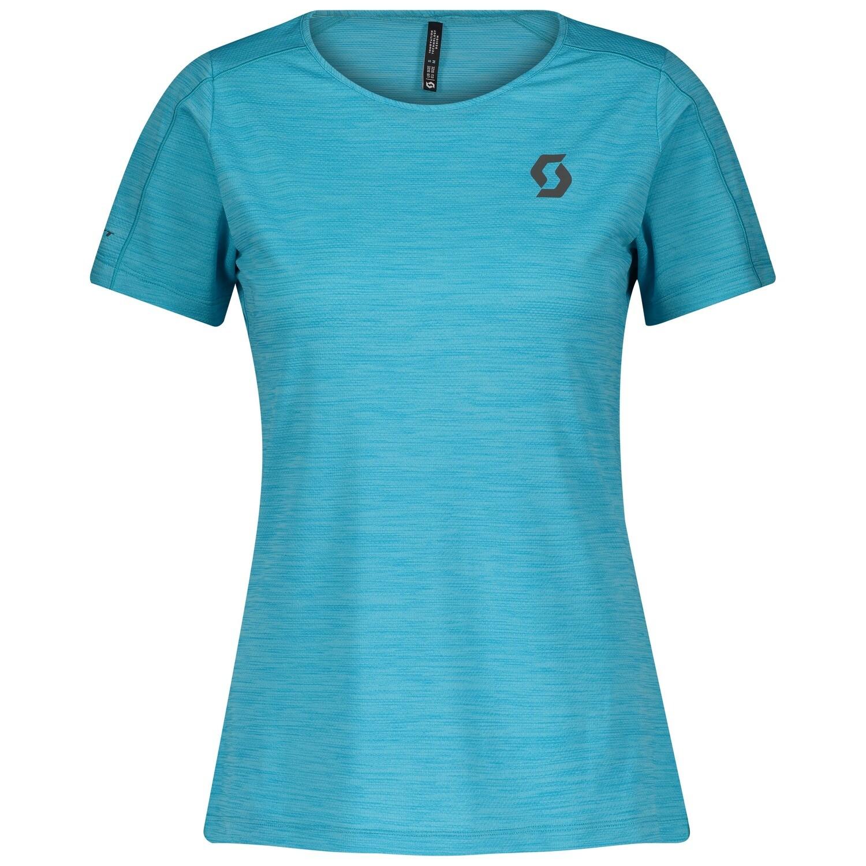 Scott Trail Run shirt dames breeze blue