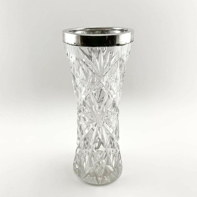 """Хрустальная ваза """"Wilhelm Binder"""""""