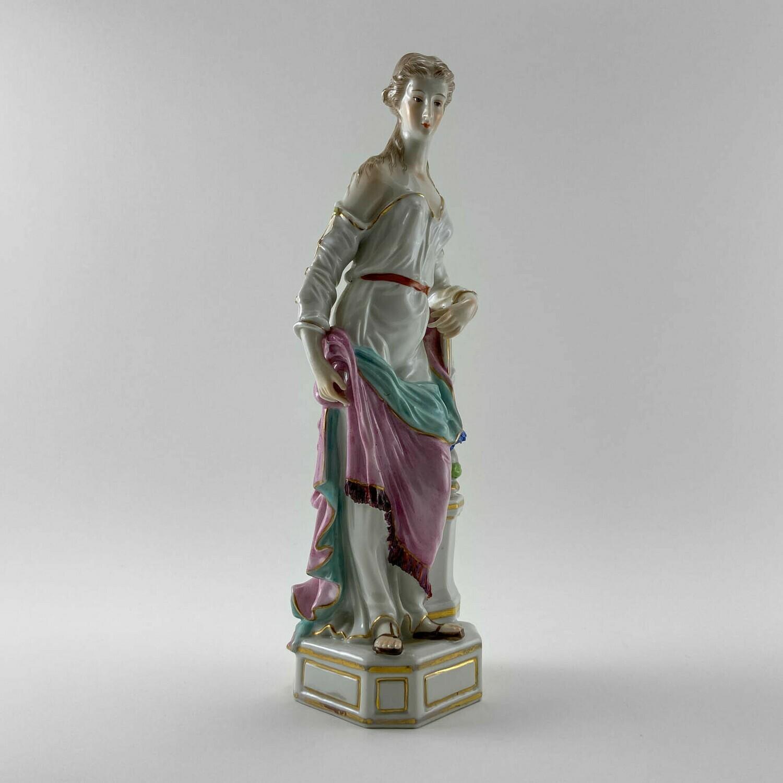 "Фарфоровая статуэтка ""Афина"", Rauenstein"