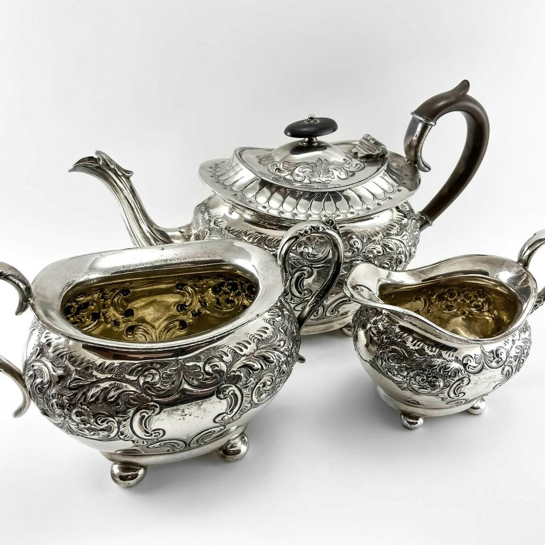 """Чайный сервиз """"William Briggs & Co"""""""