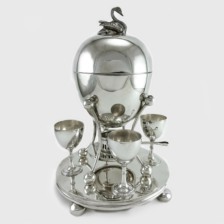 """Яйцеварка с подставкой для яиц """"Mappin & Webb"""""""