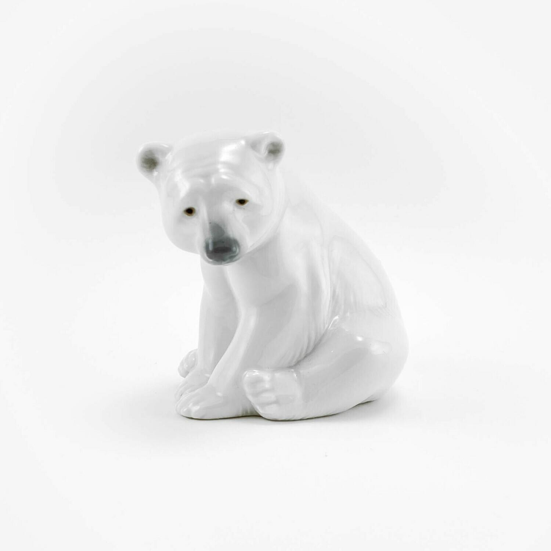 """Фарфоровая статуэтка """"Медведь"""", LLADRO"""