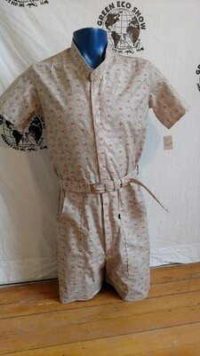 Mens Romper Paisley L Hermans USA