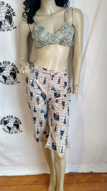 Edwardian french fashion capris Hermans S USA