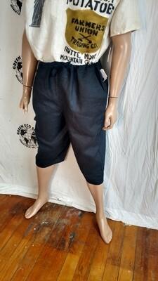 Hermans Hemp XL mens drawstring pants Shorts USA