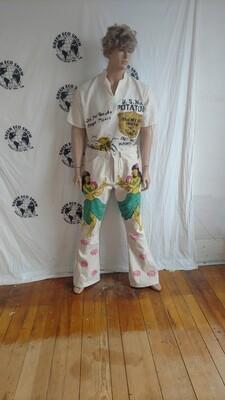 Hula Girl Jeans Hermans 38 airbrush