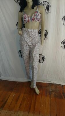 Womens high waisted pants w 27