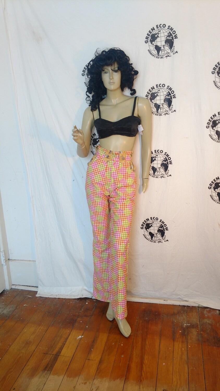 Womens western pants S Hermans high fashion