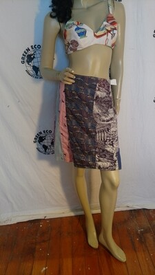 Patchwork Skirt Hermans S USA