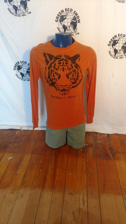 Endangered Hermans Hemp T shirt M