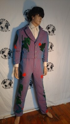Mens Castle Knight Jester Stage Suit 42