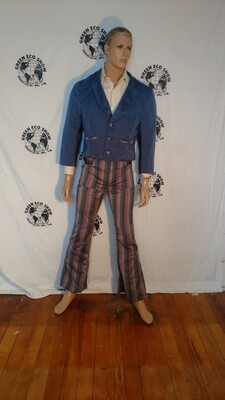 Mens Suit western Spanish bells Hermans