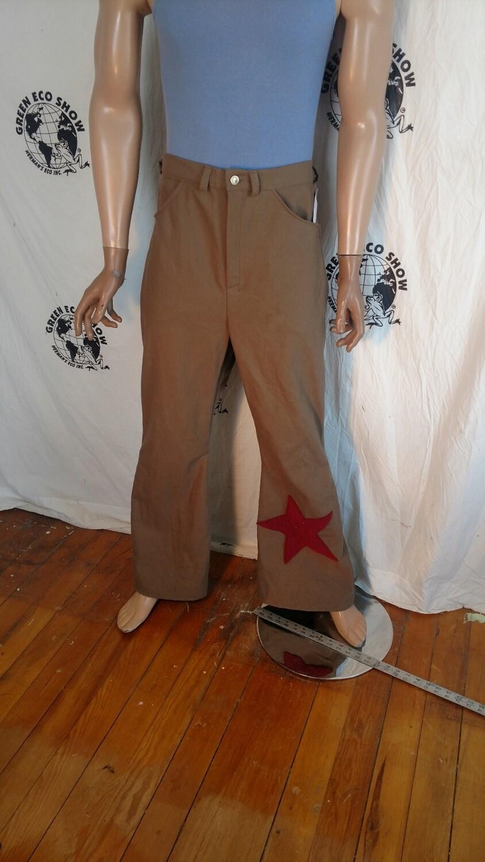 Mens star high waisted Jeans 34 Anna Herman