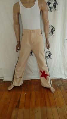 Mens high waisted pants bells 34 Hermans Eco