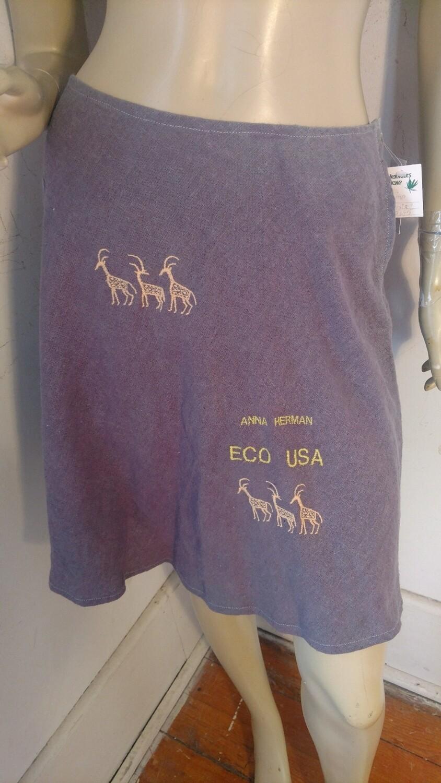 Hermans Hemp Gazelle Skirt W 29