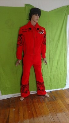 Mens Tiger Suit 42 tricked out Hermans USA
