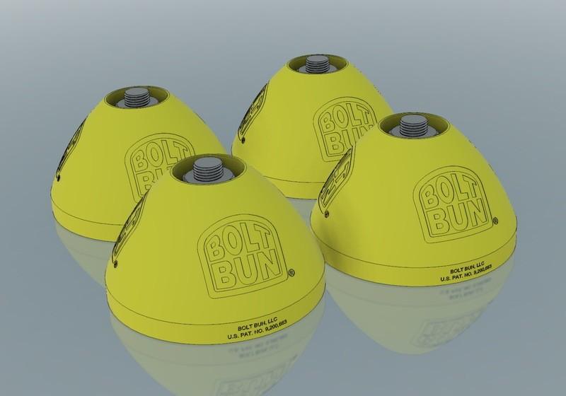Bolt Bun 360 (24-Count Box)