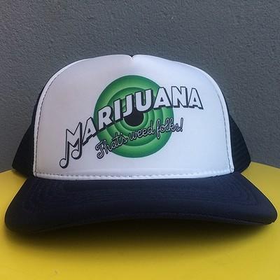 Marijuana - That's Weed Folks!