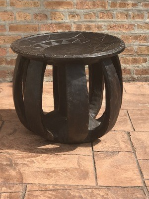 Baga Stool From Guinea
