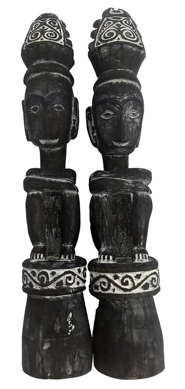 Small Balinese Tribal Sculpture