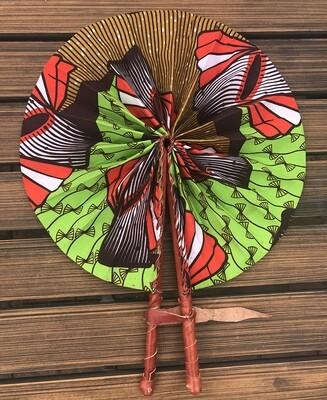 African Fan from Ghana 16