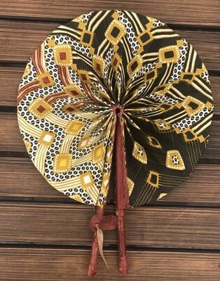 African Fan from Ghana 18